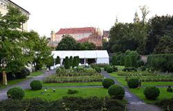 Catering dla firm Kraków - ogrody archeologiczne