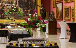 Catering i obsługa przyjęcia w Sukiennicach w Krakowie