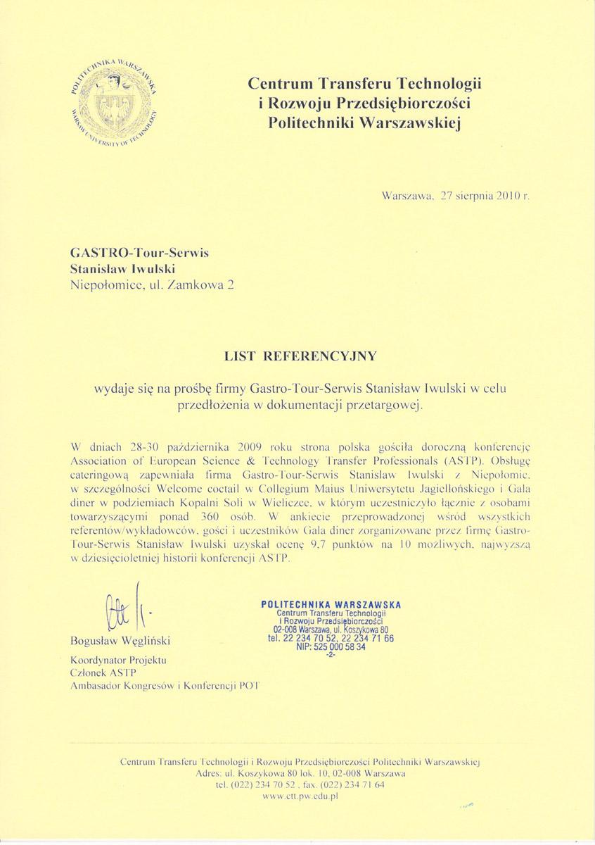 referencje_Politechnika_Warszawska