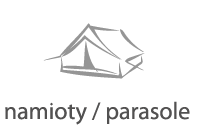 ikona namiotu