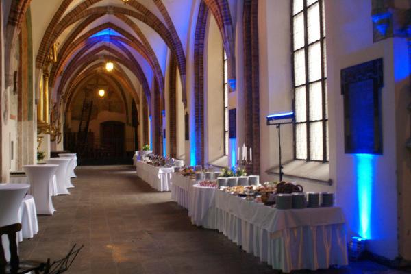 catering u Franciszkanów
