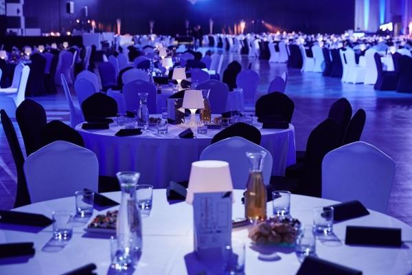 bankiet w EXPO