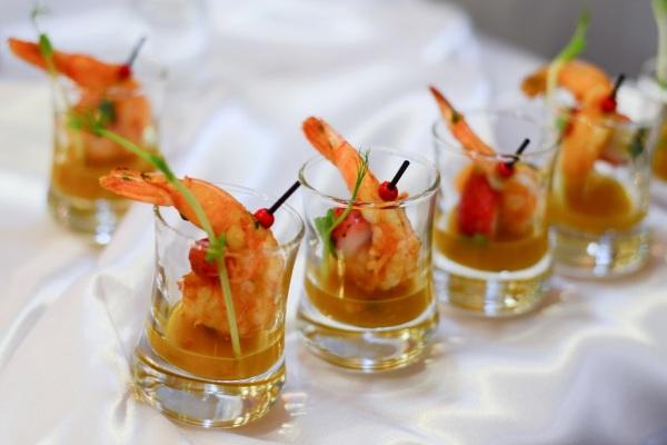 Przystawka imprezowa - catering