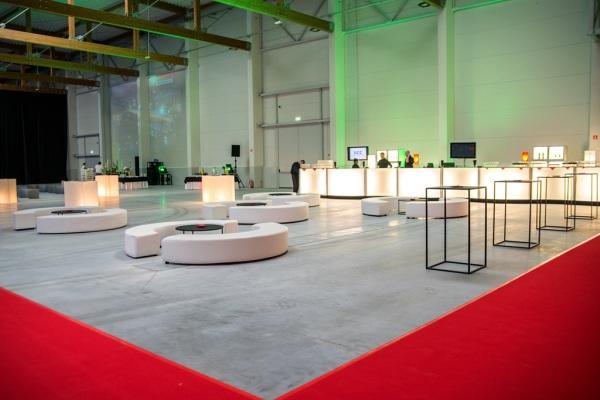 miejsce wypoczynkowe w centrum EXPO