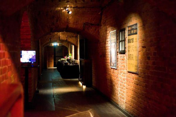 korytarz Forty Kleparz