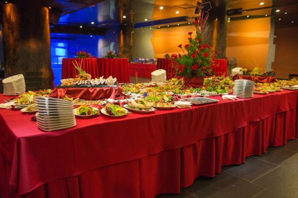 catering w Podziemiach Rynku