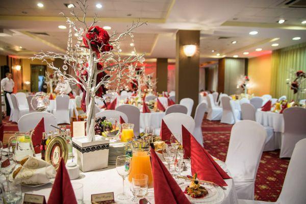 dekoracje na stołach