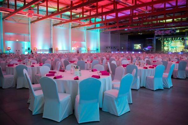 bankiet w centrum EXPO