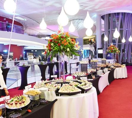 catering w ICE Kraków